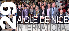 Aigle de Nice International 2017